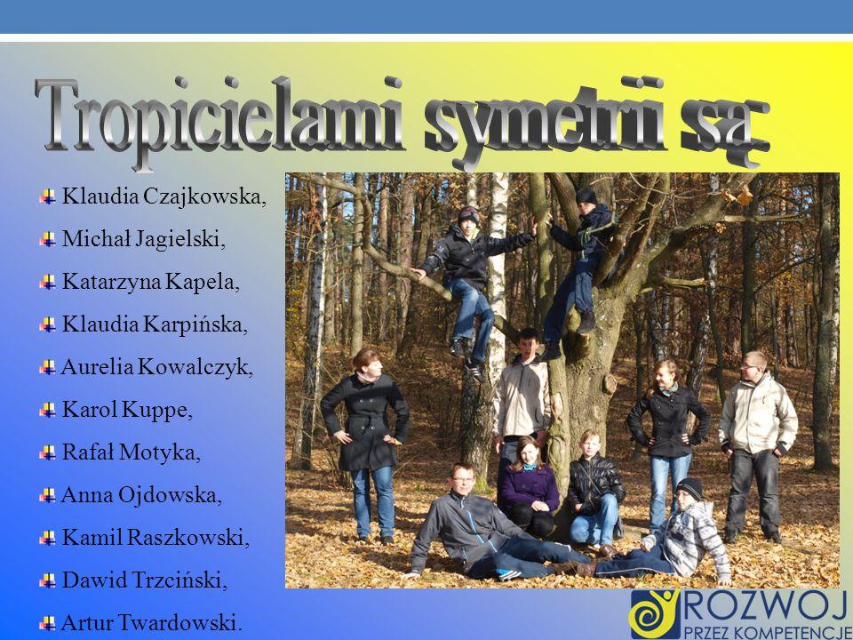 Klaudia Czajkowska, Michał Jagielski, Katarzyna Kapela, Klaudia Karpińska, Aurelia Kowalczyk, Karol Kuppe, Rafał Motyka, Anna Ojdowska, Kamil Raszkows