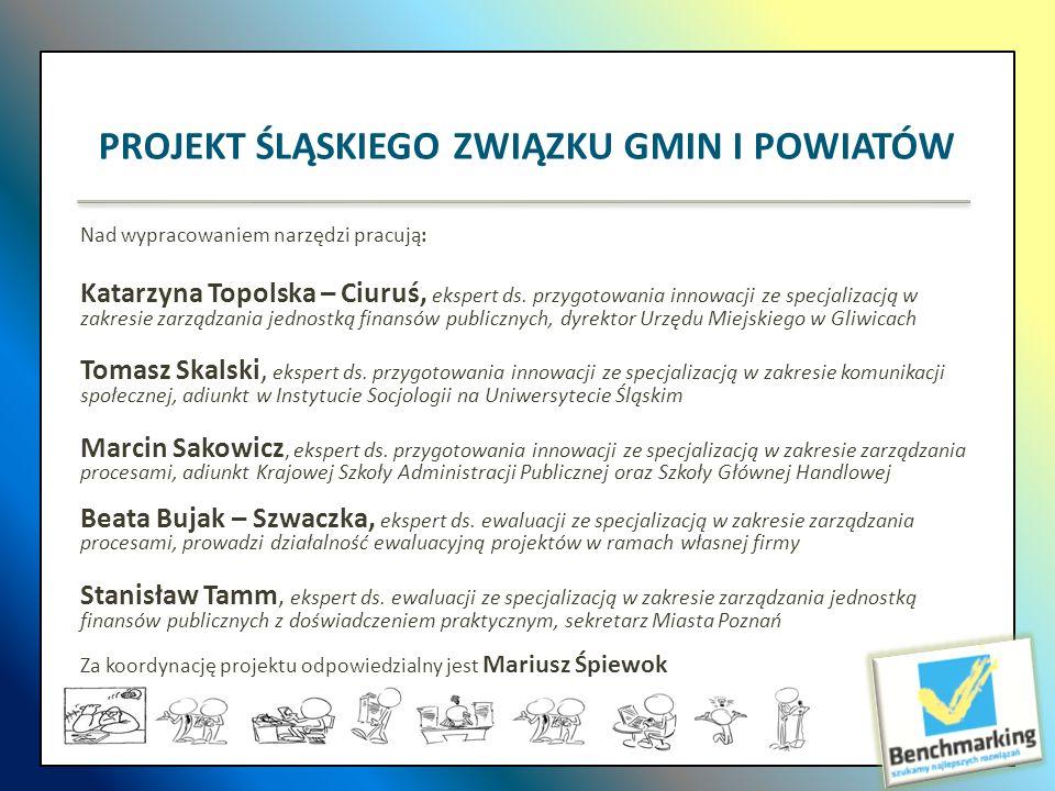 Nad wypracowaniem narzędzi pracują: Katarzyna Topolska – Ciuruś, ekspert ds. przygotowania innowacji ze specjalizacją w zakresie zarządzania jednostką