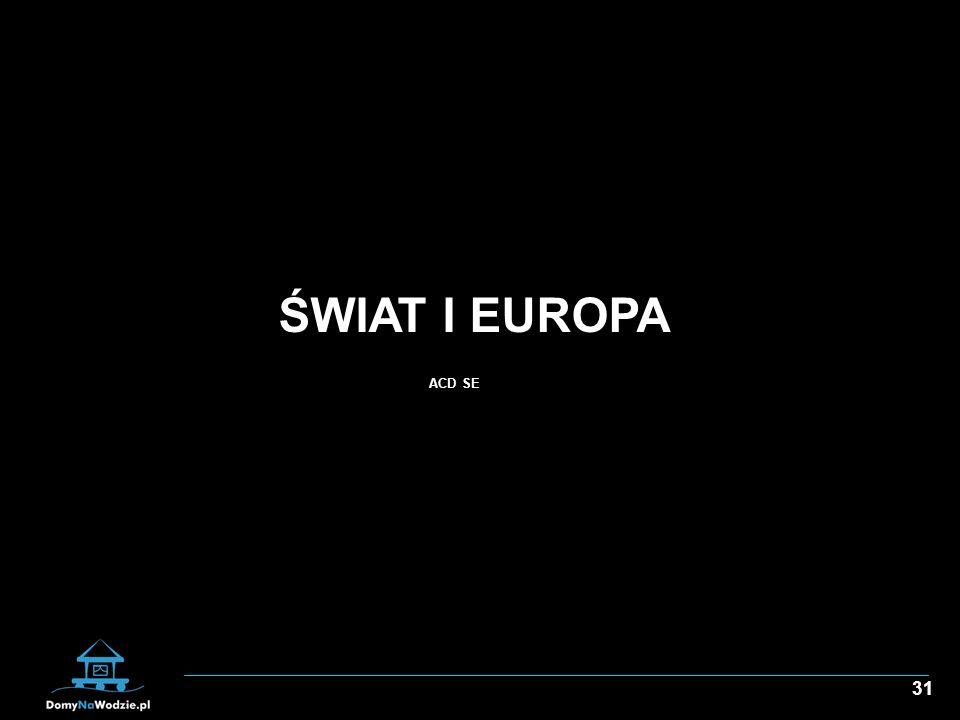 31 ŚWIAT I EUROPA ACD SE