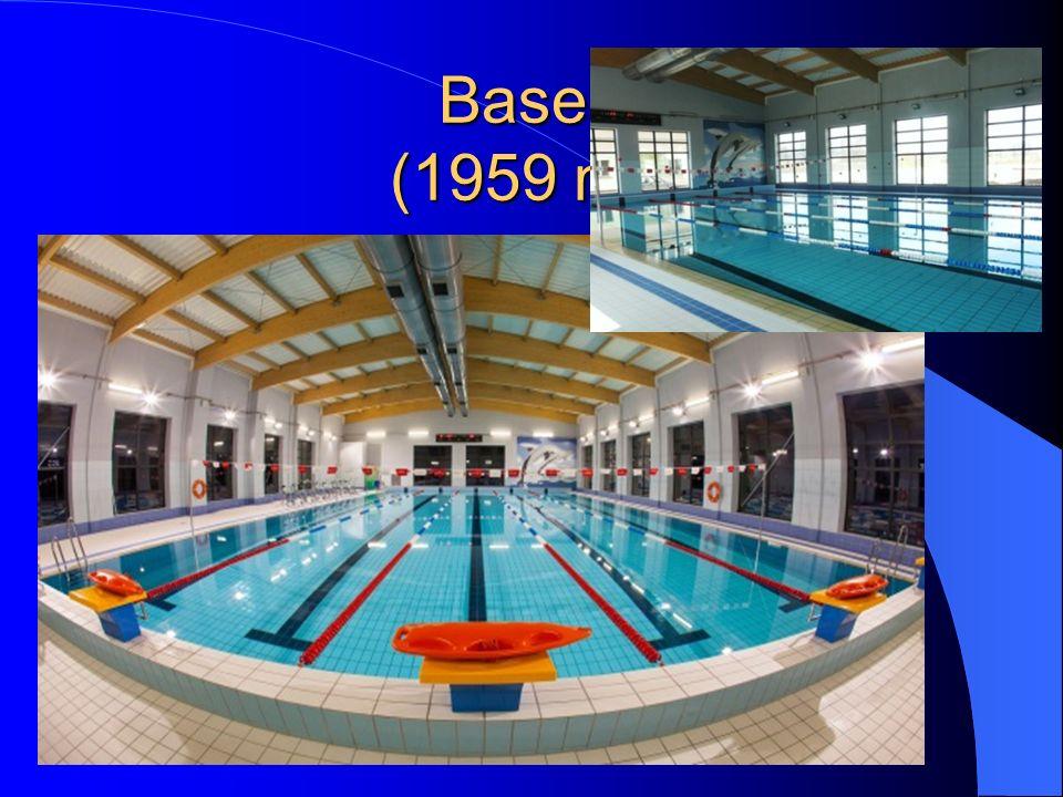 Basen (1959 m 2 )