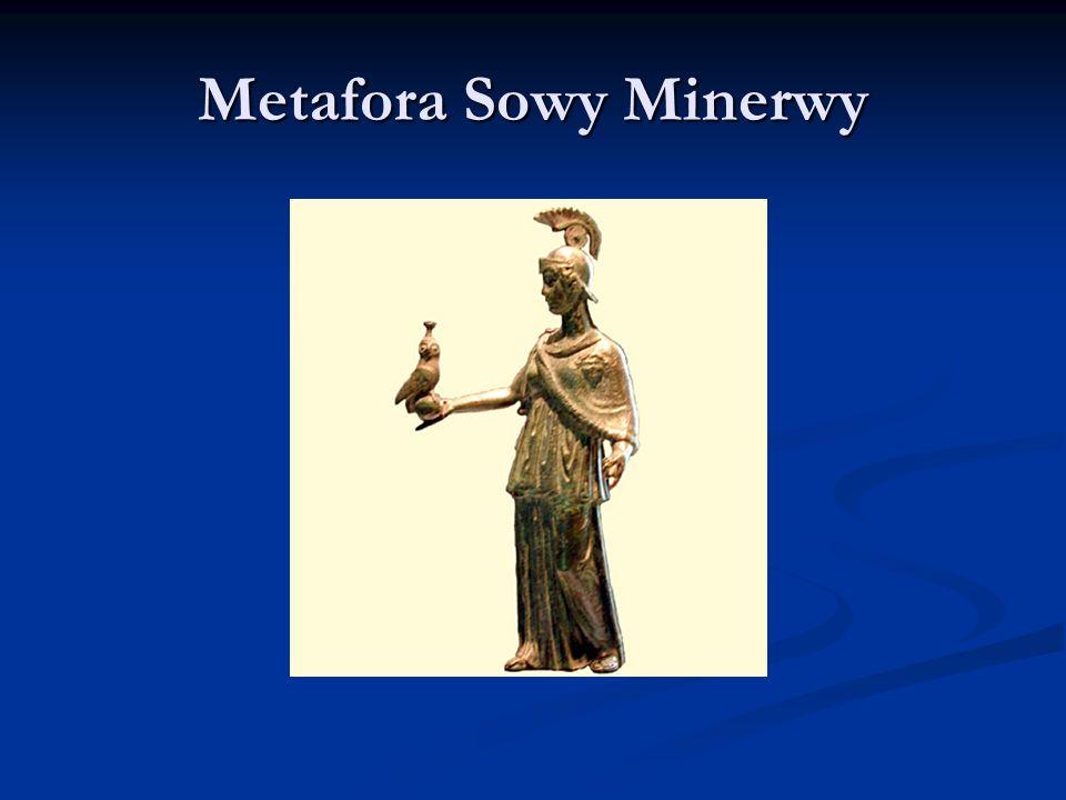 Metafora Sowy Minerwy