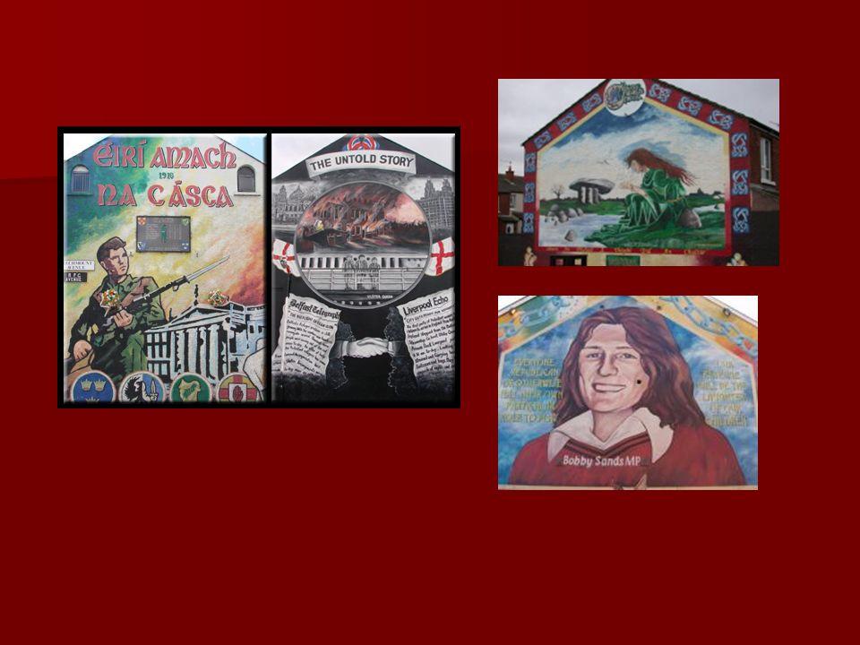 Rytuały zbiorowe regulują szereg sfer życia mieszkańców Belfastu, zarówno w codzienności, jak i od święta.