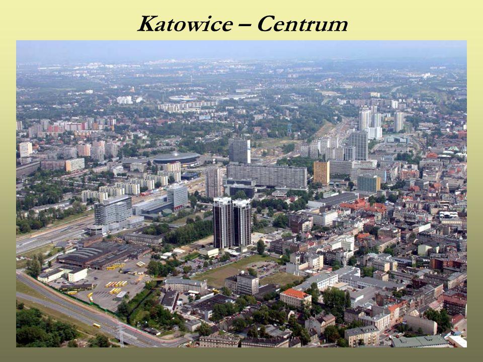Katowice – Centrum