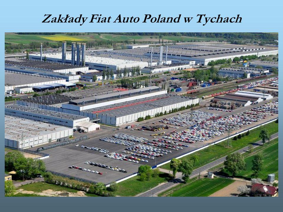 Zakłady Fiat Auto Poland w Tychach