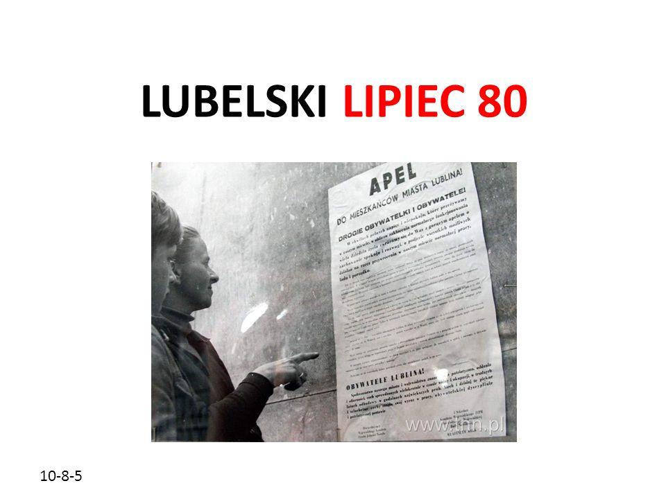 10-8-5 LUBELSKI LIPIEC 80