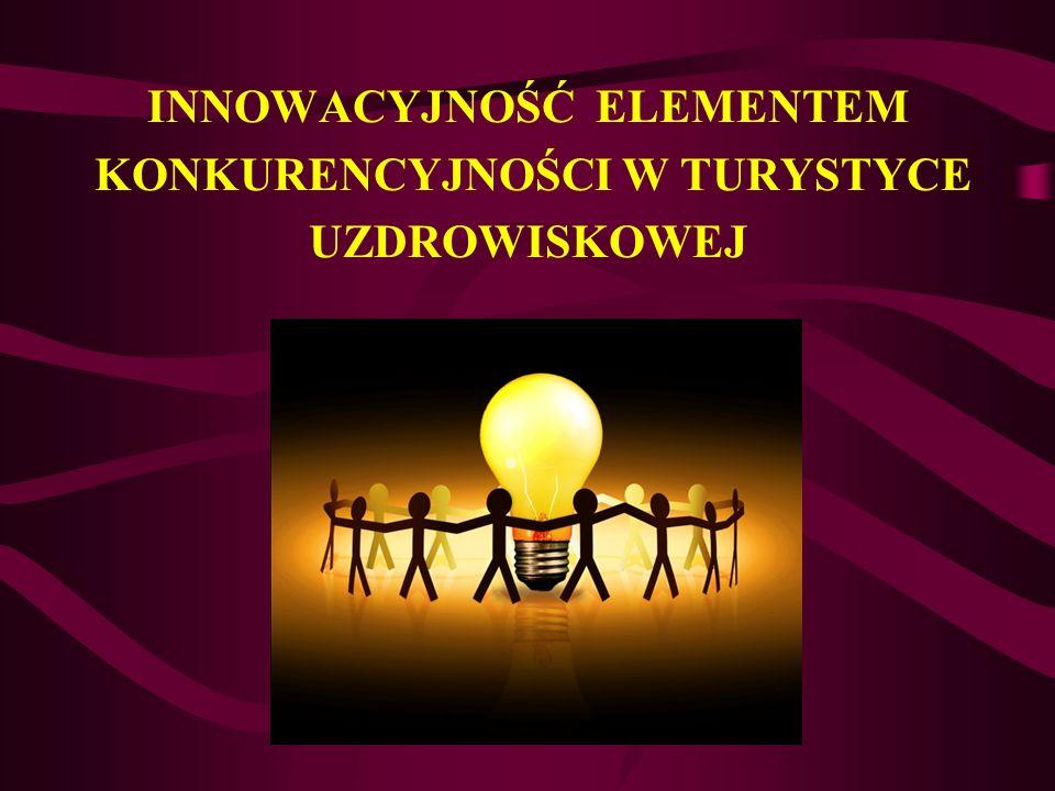 Zagadnienia: 1.Wstęp – istota innowacyjności w sferze usług.