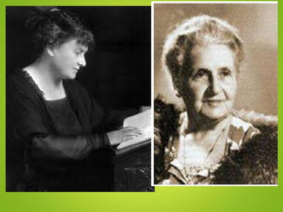 W 1910 roku podjęła decyzję o rezygnacji z wykonywania praktyki lekarskiej, a także opuściła Uniwersytet Rzymski i w pełni zajęła się pracą pedagogiczną, skupiając się na popularyzowaniu i rozwijaniu swojej metody