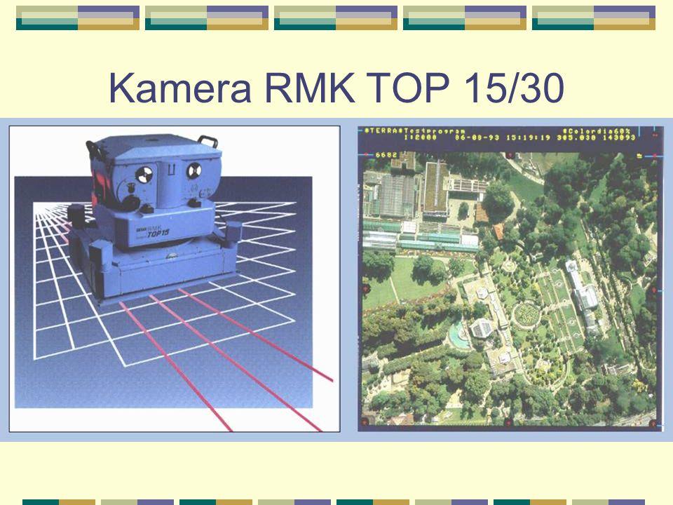 Kamera RMK TOP 15/30