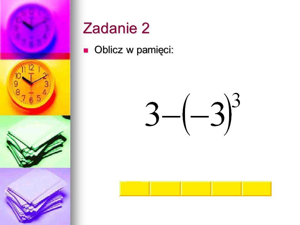 5. Znajdź liczbę przeciwną do odwrotności liczby -0,5?