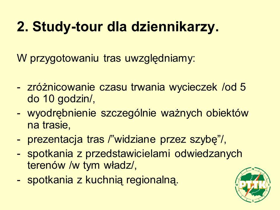 2. Study-tour dla dziennikarzy.