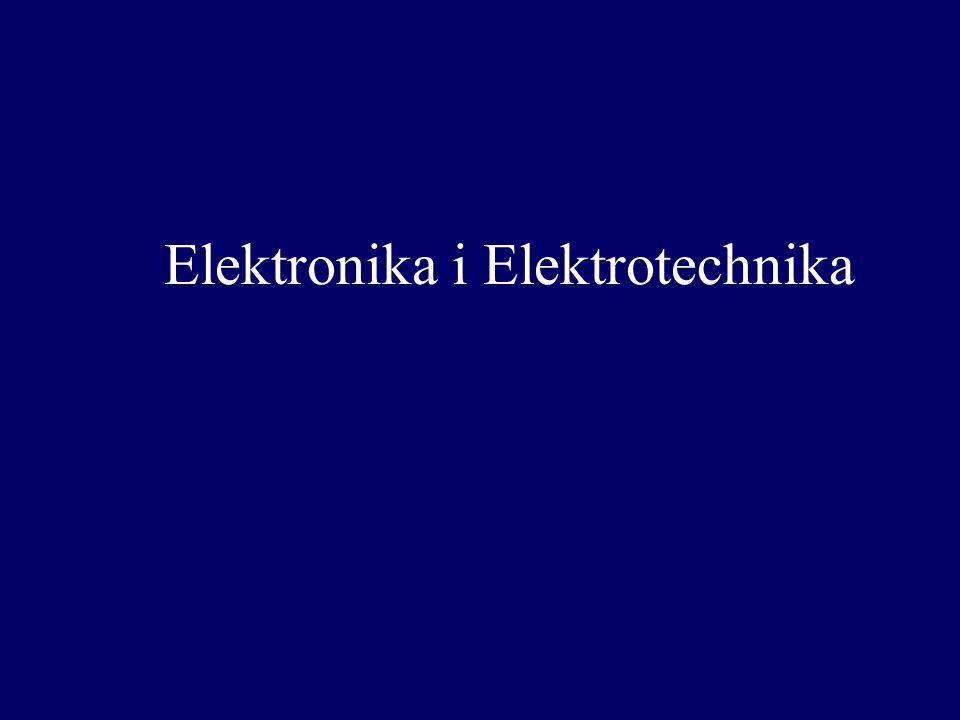 Elektronika i Elektrotechnika