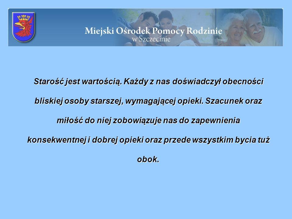 Dzienny Dom Pomocy Społecznej Nr 2 ul. Potulicka 40 70-234 Szczecin