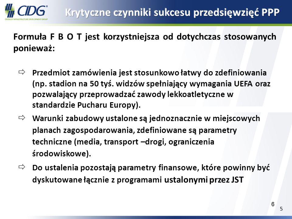 7 Do ustalenia pozostają parametry finansowe, które powinny być dyskutowane łącznie z programami: Realizacji dodatkowych celów i zadań publicznych, takich jak np.