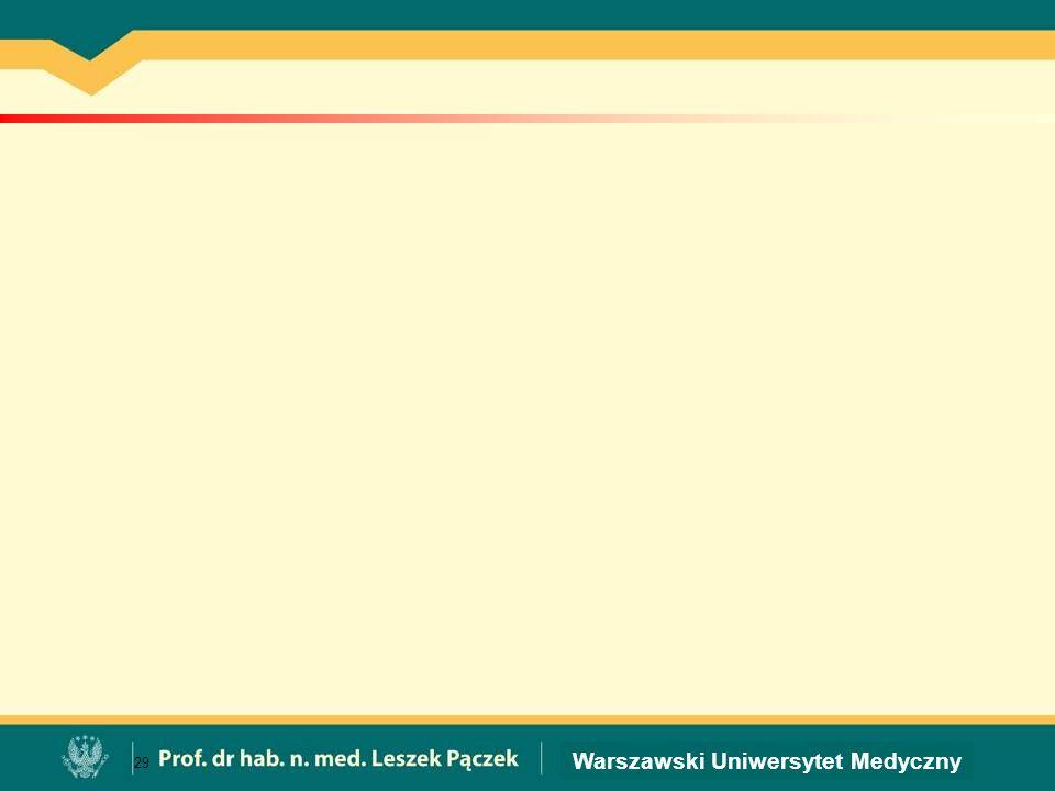 Warszawski Uniwersytet Medyczny 29