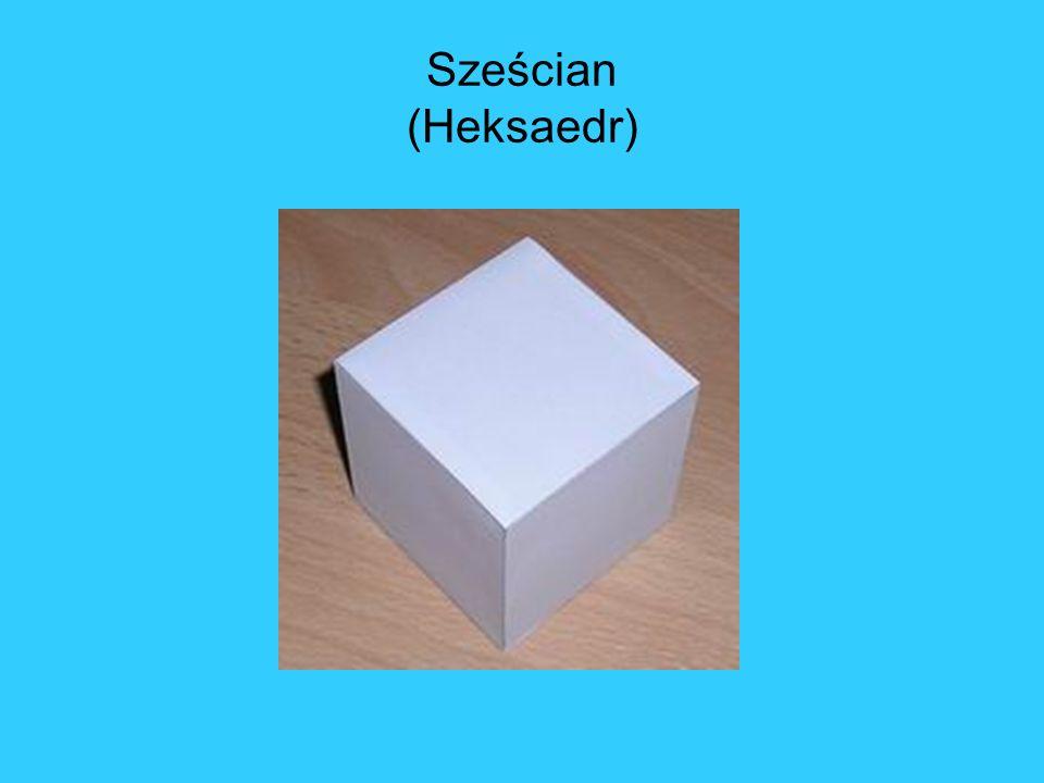 Sześcian (Heksaedr)