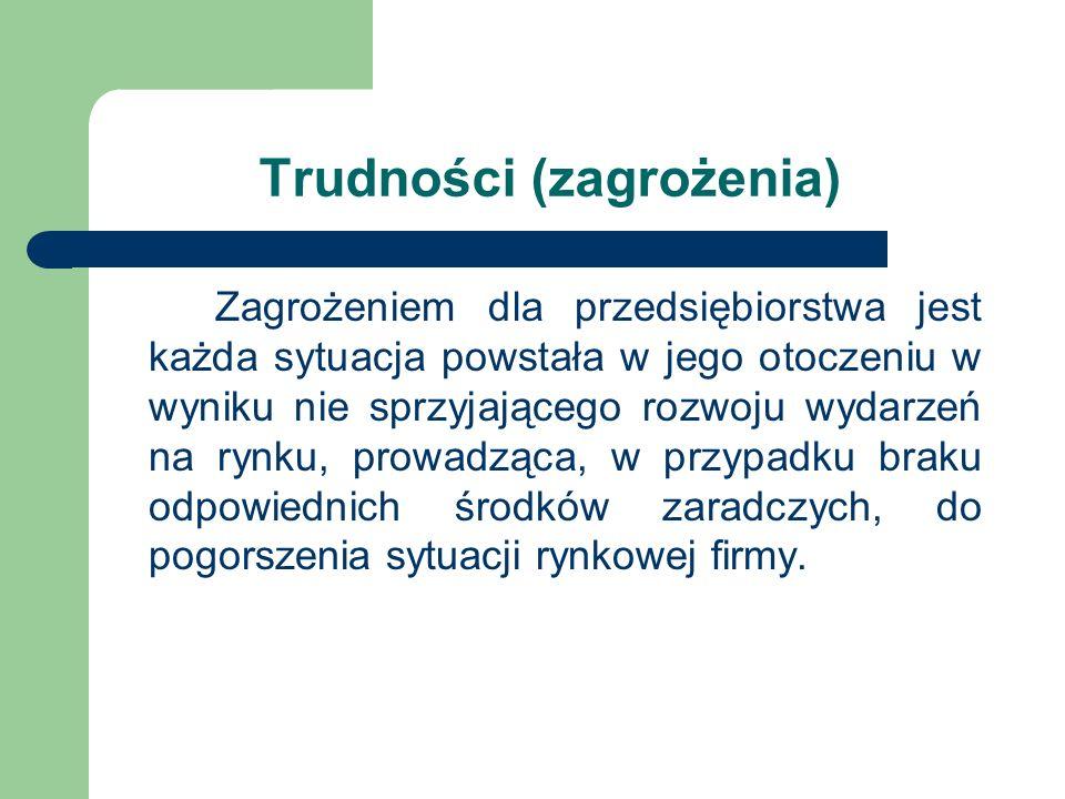 Makrootoczenie firmy POLPHARMA znajduje się na przedmieściach Starogardu Gdańskiego, co sprzyja rozbudowywaniu zakładu (zakup nowych terenów pod rozbudowę).Brak zagrożeń od strony demograficznej.