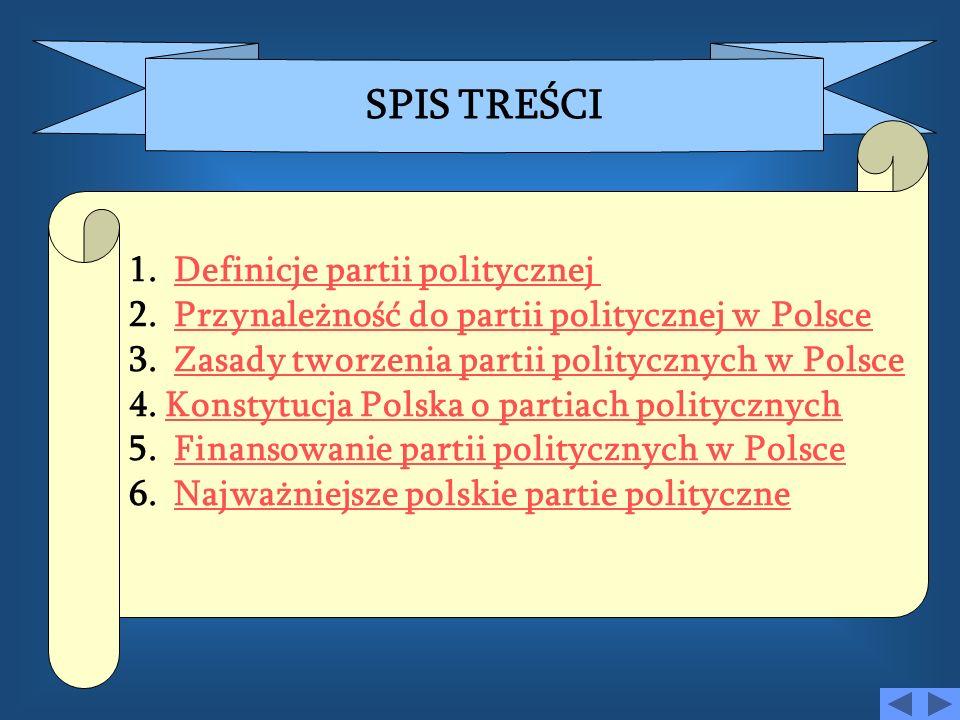 Prezentacja przygotowana na KURS INFORMATYCZNY HELENA TOMASZEWSKA PARTIE POLITYCZNE I POLITYCY