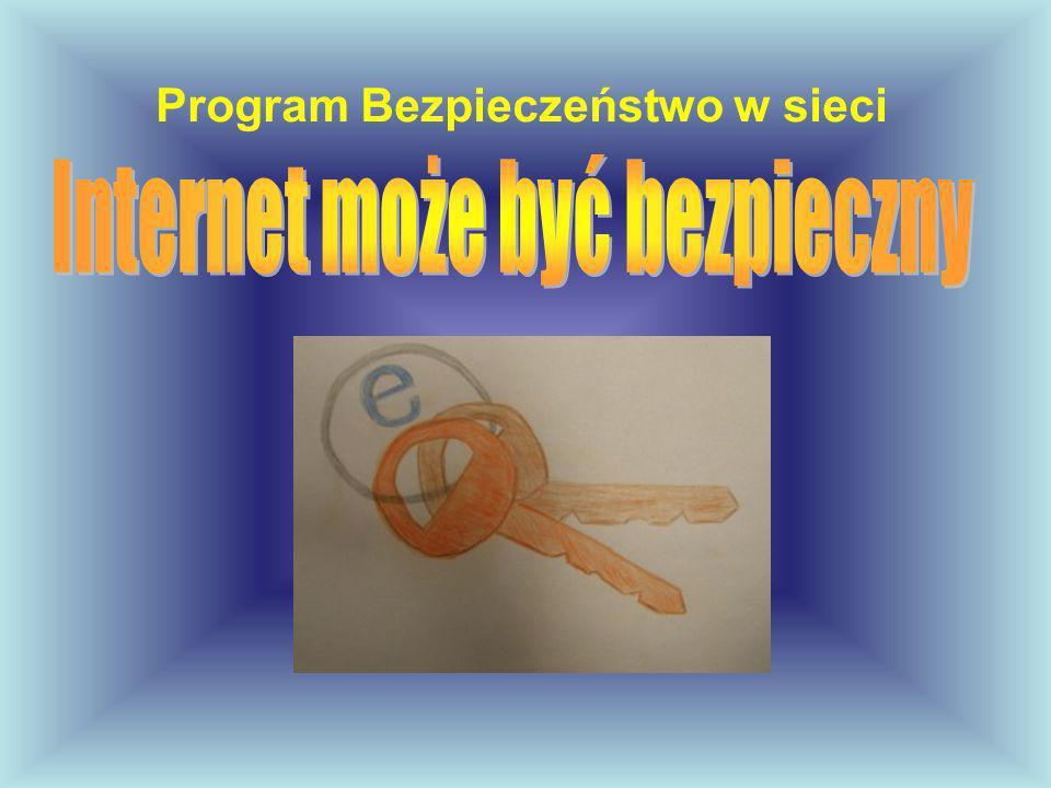 W czasie jednego ze spotkań z Rodzicami nauczyciele wraz z uczniami przekonywali rodziców, że Internet może być bezpiecznym i pożytecznym narzędziem pomocnym w edukacji i w życiu codziennym, ale …
