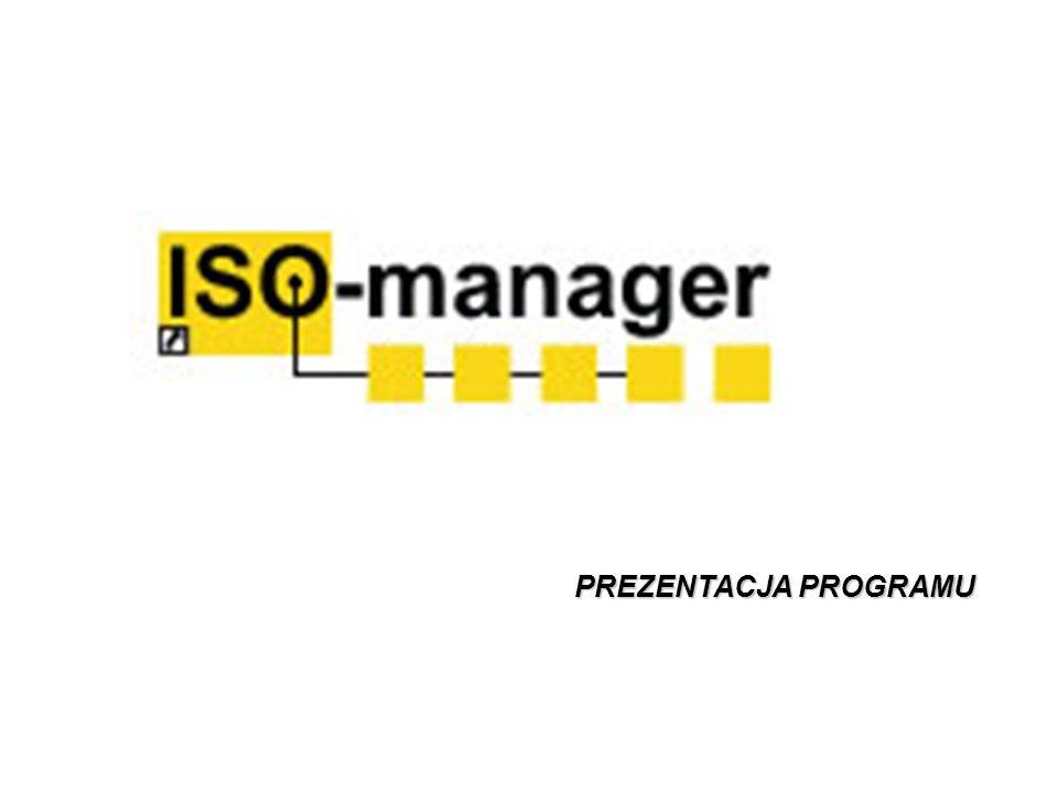 Corbo Polska Sp.z o.o. Co to jest ISO Manager.