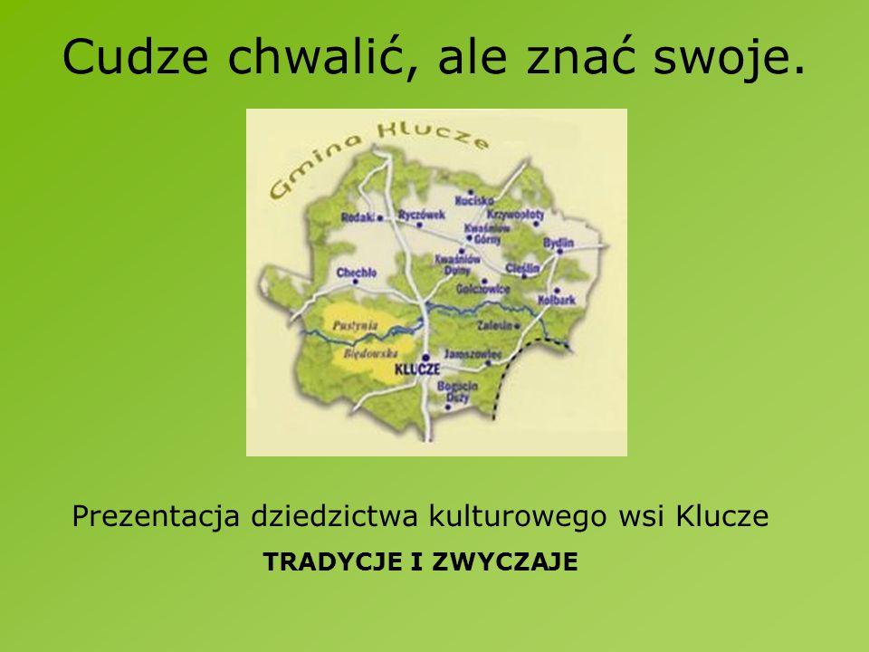 Kolejną wartą wspomnienia tradycją jest Śmigus-Dyngus.