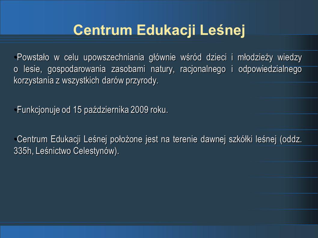 DZIĘKUJEMY ZA UWAGĘ Nadleśnictwo Celestynów ul.Obrońców Pokoju 58 05-430 Celestynów Tel.