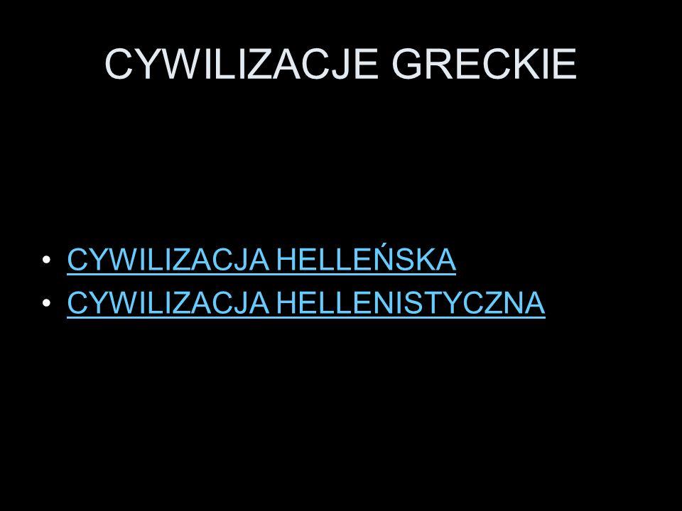 GRECJA HELLENISTYCZNA ARCHITEKTURA RZEŹBA