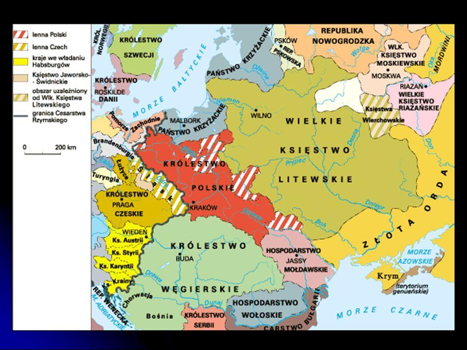 UNIE Z LITWĄ 1.UNIA WILEŃSKO – RADOMSKA 1401 r.
