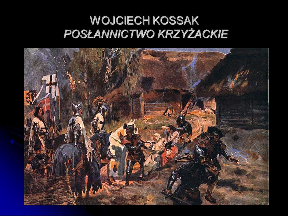 PRZEBIEG WIELKIEJ WOJNY wojnę wypowiedział wielki mistrz Zakonu – Ulryk von Jungingen.