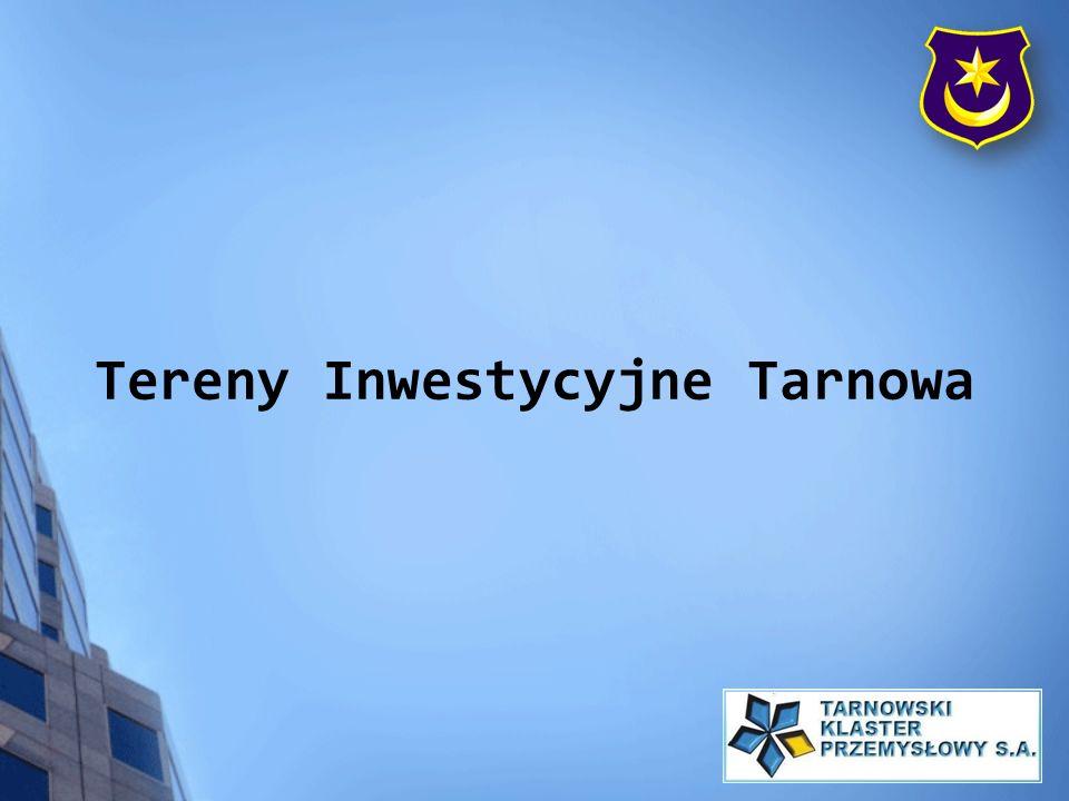 Tereny Inwestycyjne Tarnowa