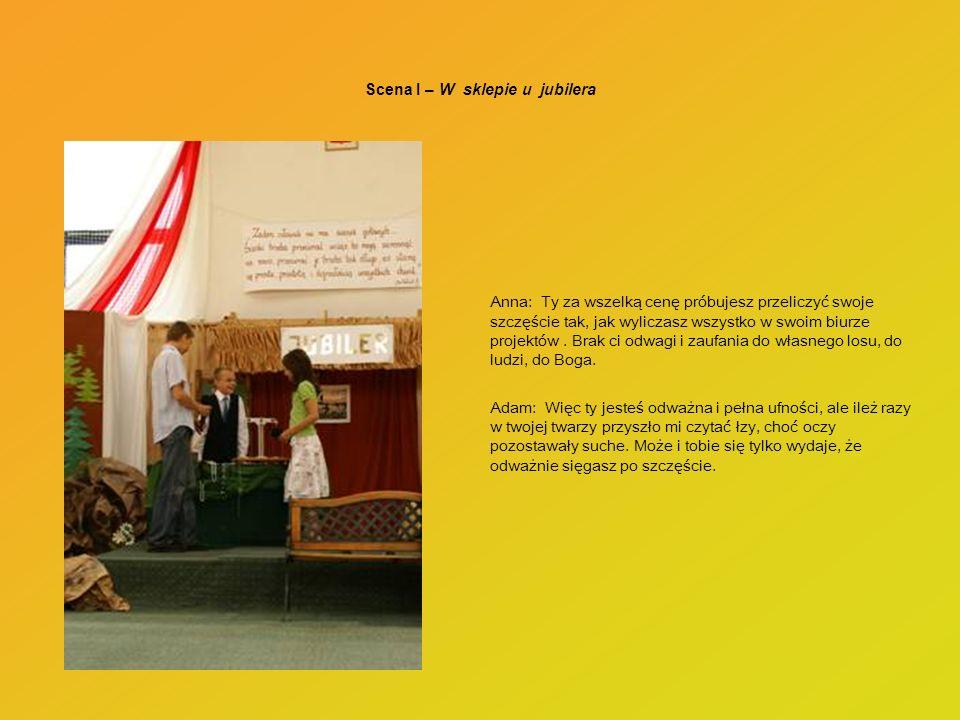 Efekty: Zachęcenie do realizowania w życiu nauczania Jana Pawła II.