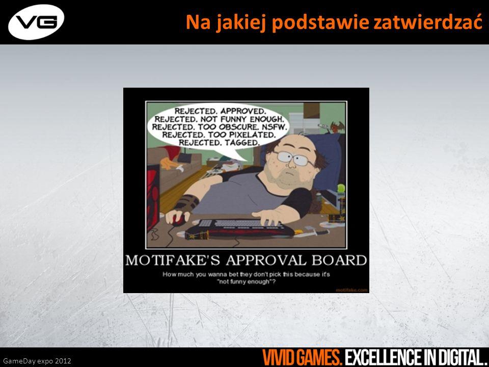 Trzymać się planu, zmniejszać emocje, Zostawiać ficzery na następne etapy, Nie zapominać o czasie na Polishing, GameDay expo 2012 Prawo murphyego w dniu terminu