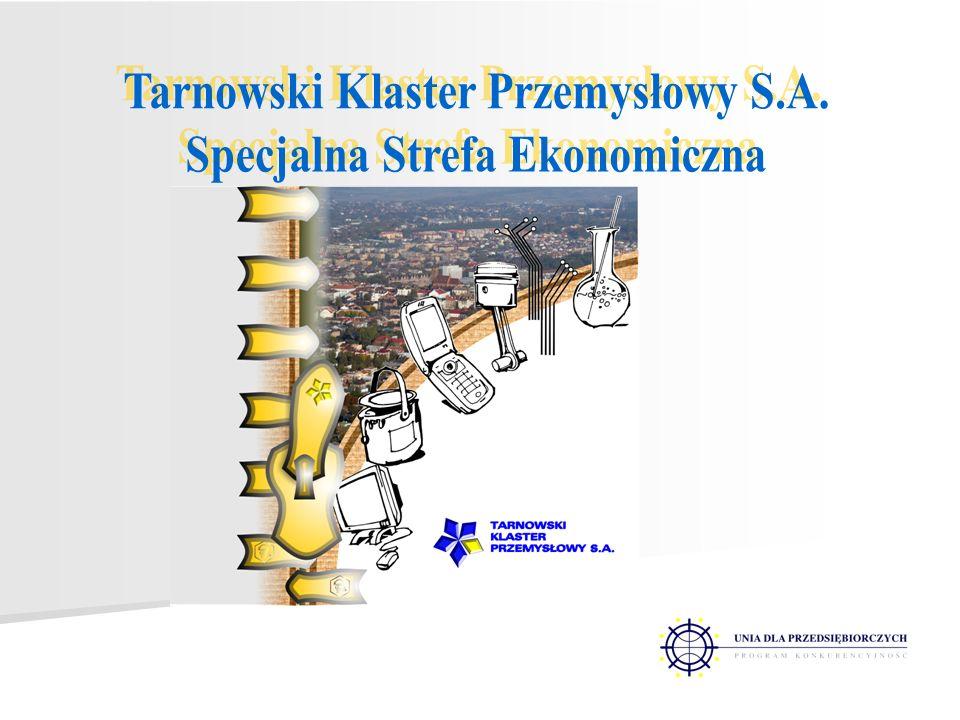 Tarnowski Klaster Przemysłowy S.A.
