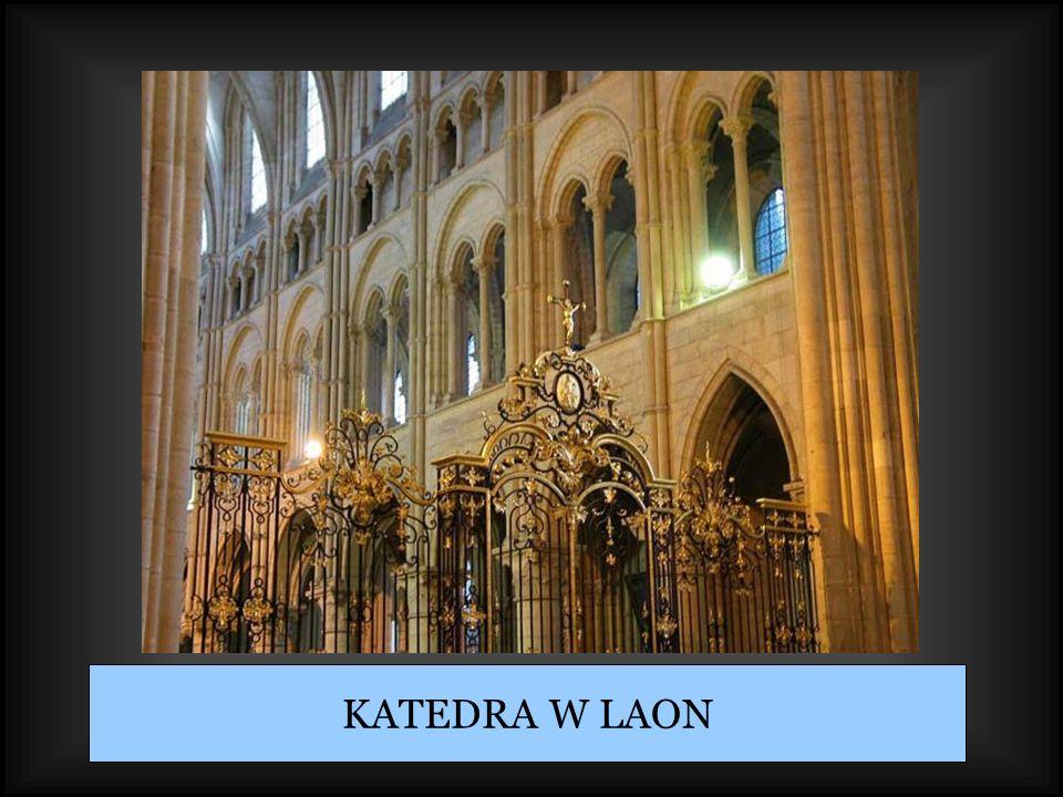 KATEDRA W LAON