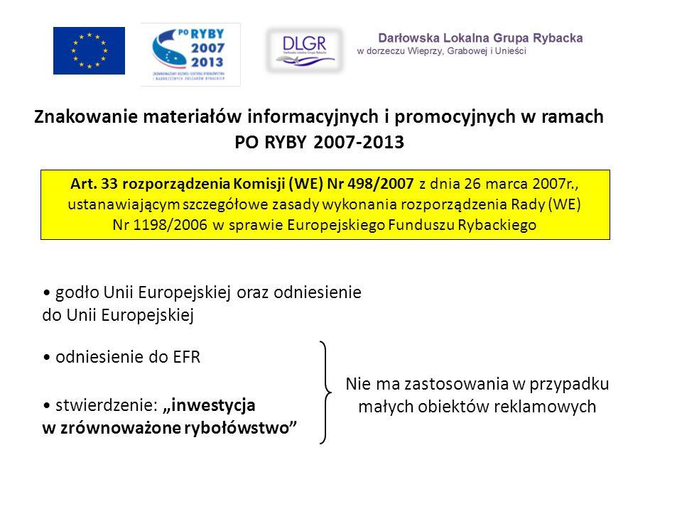 Operacja współfinansowana przez Unię Europejską ze środków finansowych Europejskiego Funduszu Rybackiego zapewniającą inwestycje w zrównoważone rybołówstwo.