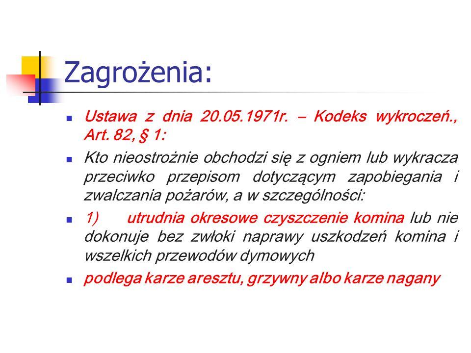 Kontakt: www.kominiarze.info.pl ziombskim@wp.pl