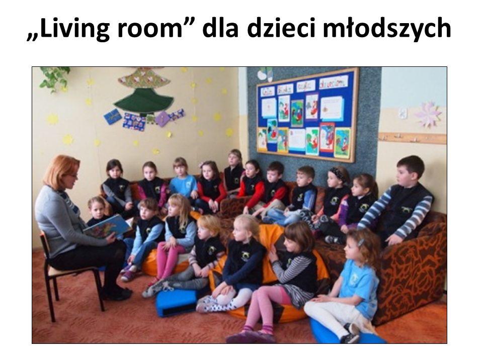 Living room dla dzieci młodszych