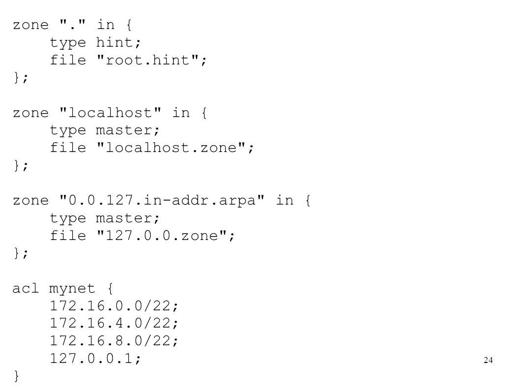 25 LDAP (Lightweight Directory Access Protocol) protokół distępu do katalogów, w szczególności X-500.