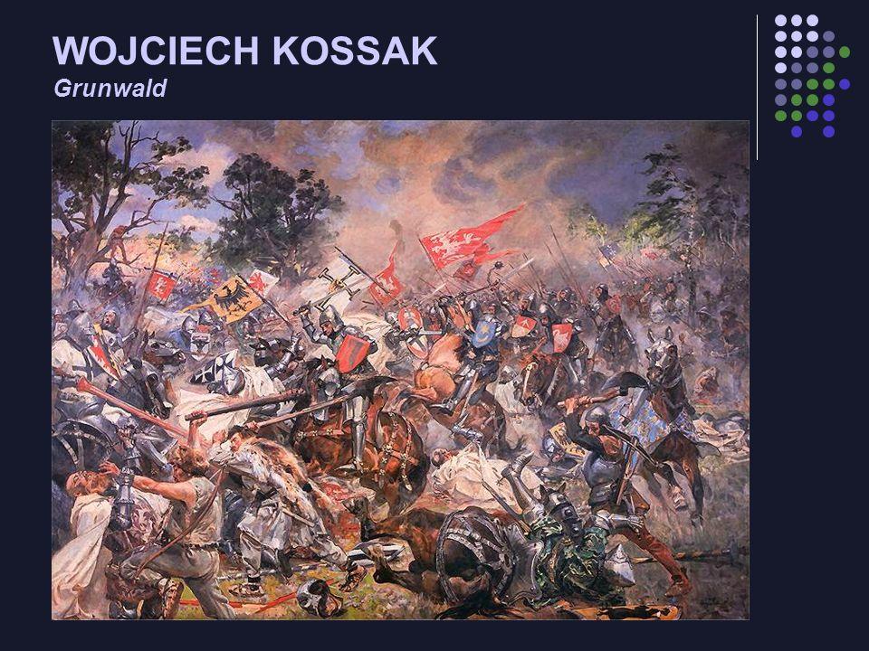 WOJCIECH KOSSAK Grunwald