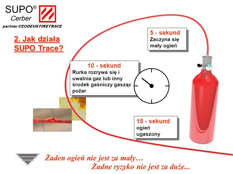 Żaden ogień nie jest za mały… Żadne ryzyko nie jest za duże... 5 - sekund Zaczyna się mały ogień 5 - sekund Zaczyna się mały ogień 15 - sekund ogień u