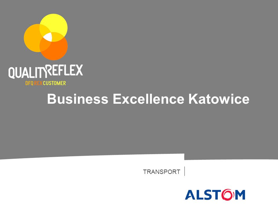 TRANSPORT Business Excellence Katowice TRANSPORT