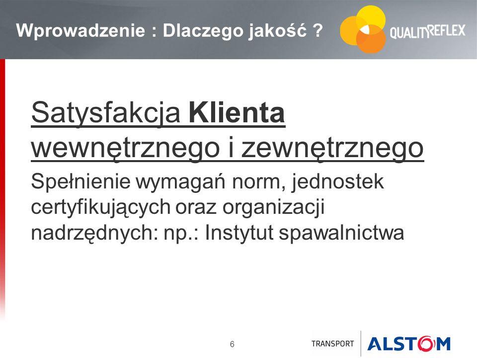 27 Polityka Jakości - MNS-KTW-POL-001: Deklaracja i zobowiązanie najwyższego kierownictwa Kluczowe kierunki KTW (zgodne z kierunkami AT RS) Cele i zadania deklarowane przez KTW obejmujące: + Zarządzanie jakością Satysfakcję Klienta Terminowość dostaw z KTW Zarządzanie procesami i produkcja w tym APSYS i TPT Zarządzanie doświadczeniem