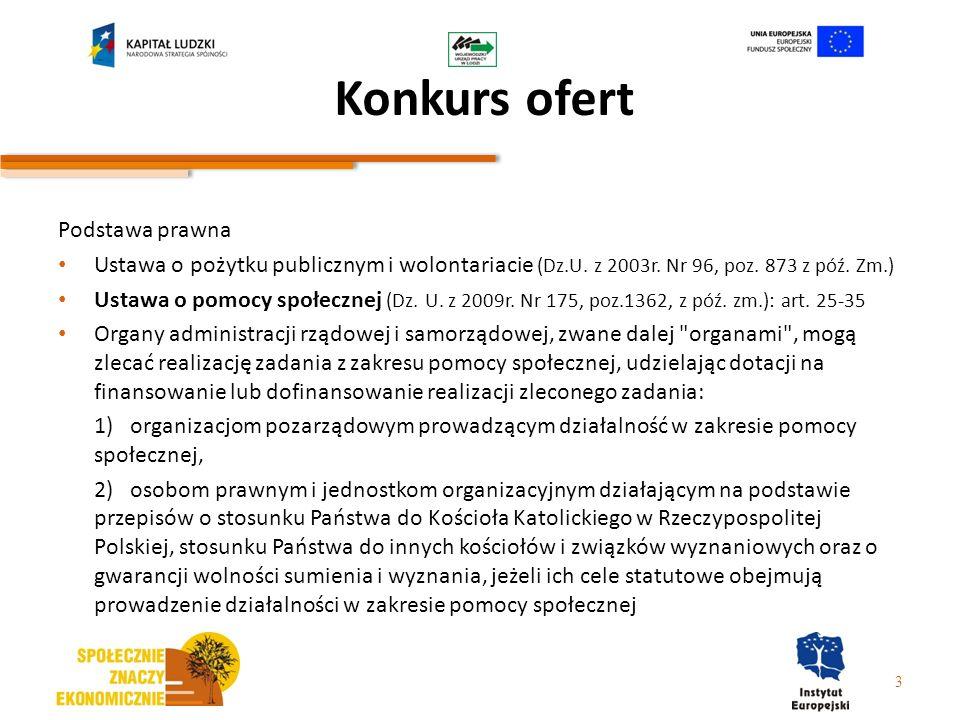 PO KL - schemat organizacyjny w woj.