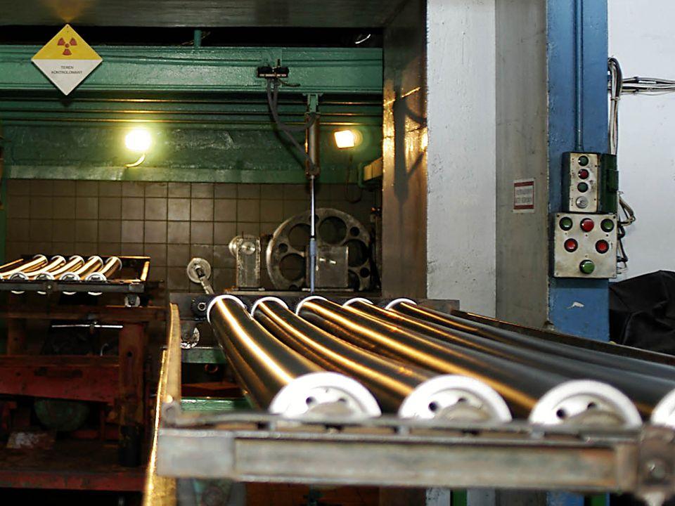 RADPOL SA specjalizuje się w produkcji wyrobów z uszlachetnionego polietylenu na bazie własnych, unikalnych mieszanek materiałowych przystosowanych do obróbki sieciowania radiacyjnego.
