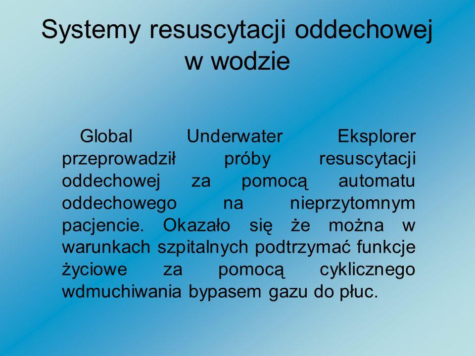 Systemy resuscytacji oddechowej w wodzie Metoda usta – usta – najczęściej polecana przez organizacje nurkowe, Metoda usta – maseczka – system ostatnio