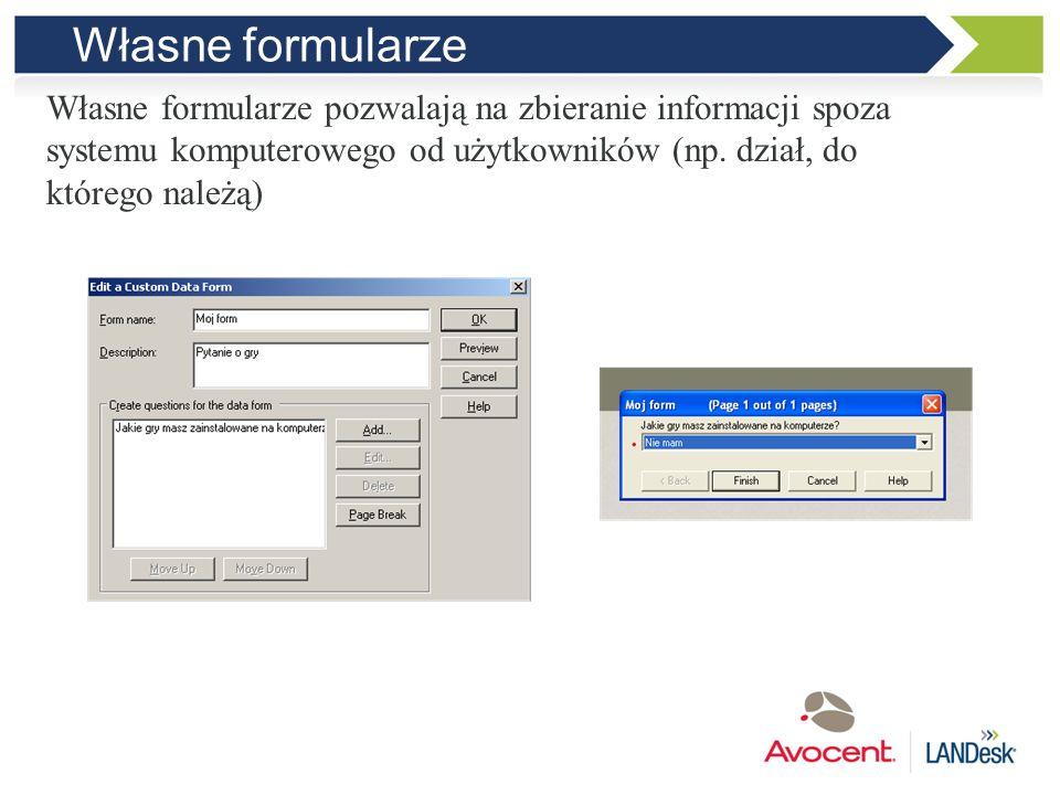 Zdalny dostęp Zdalny dostęp pozwala na przejęcie pulpitu użytkownika, wymianę plików pomiędzy systemami oraz chatowanie