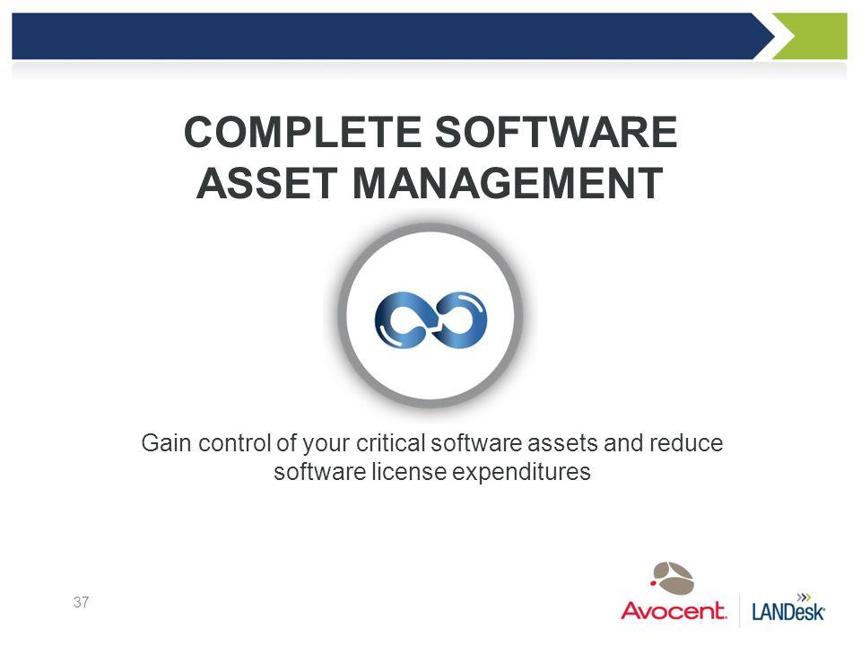 LANDesk 9 – najważniejsze nowości Zarządzanie zasobami programowymi Kontrola twoich krytycznych zasobów programowych oraz redukcja wydatków na licencj
