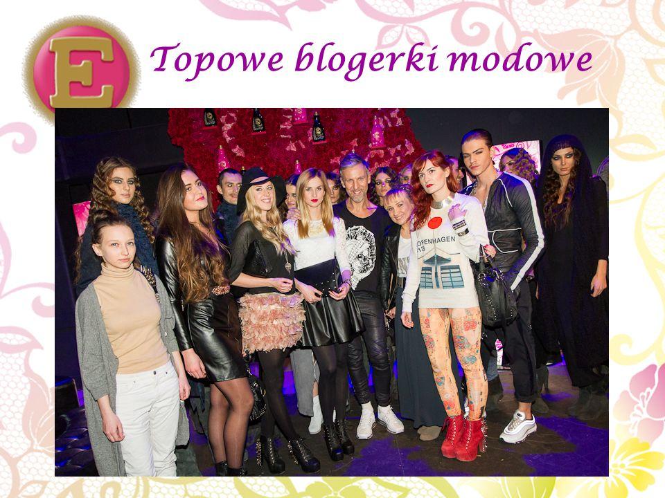 Topowe blogerki modowe