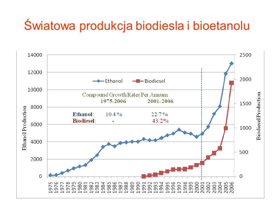 Produkcja biopaliw