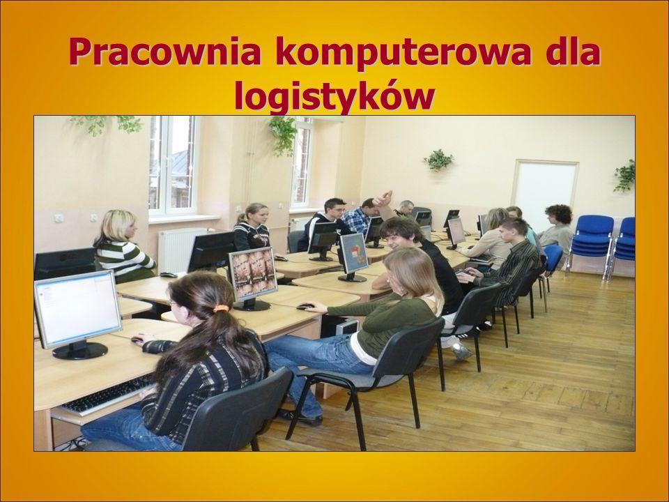 Pracownia komputerowa dla logistyków