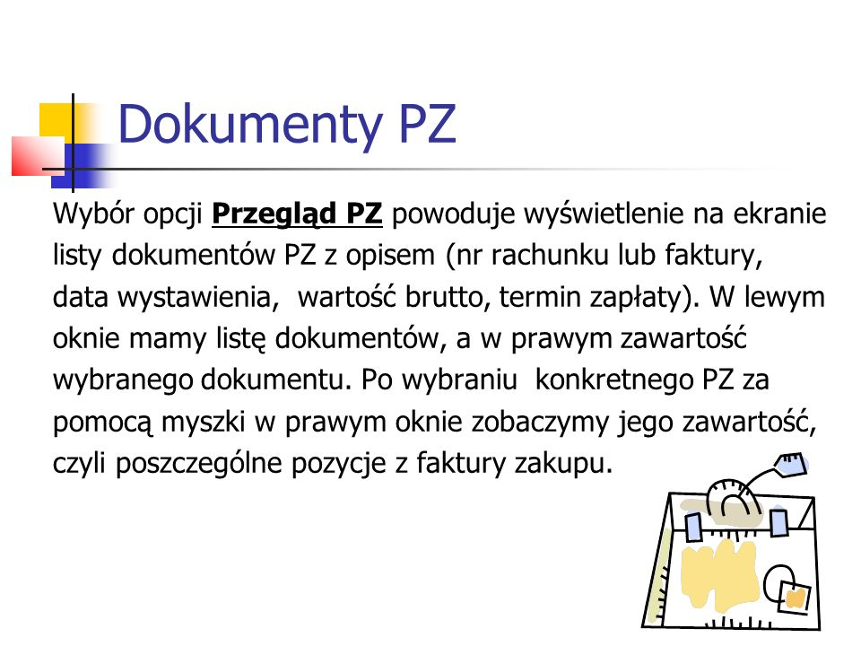 Dokumenty PZ